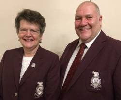 Mr Captain & Lady Captain 2016