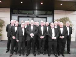 Past Captain's Dinner At Chesterfield Football Club